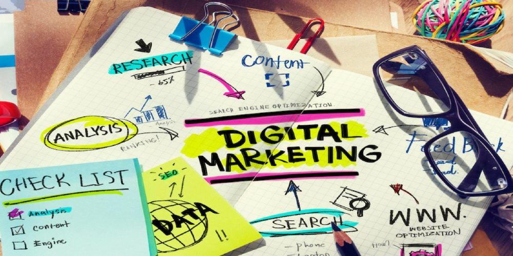 digital marketing campaign set up